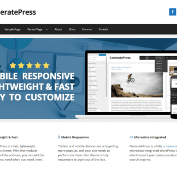 wp-theme-generatepress